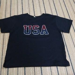 GU - メンズキッズ半袖Tシャツ 130サイズ