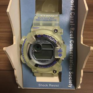 ジーショック(G-SHOCK)のGショック WCCS フロッグマン 青(腕時計(デジタル))