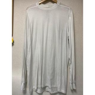 リックオウエンス(Rick Owens)のRick Owens ロンt(Tシャツ/カットソー(七分/長袖))