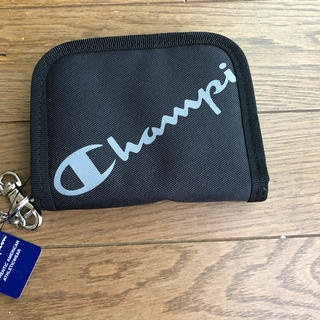 チャンピオン(Champion)の値下げ 新品未使用 チャンピオン 二つ折り財布(折り財布)