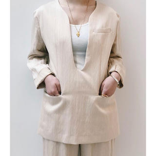 mame - (未使用)2020ss muller of yoshiokubo ジャケット
