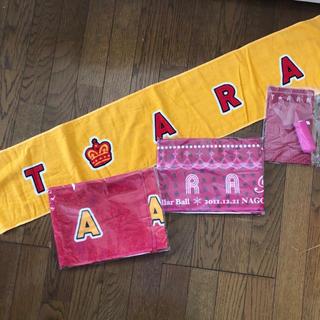 T-ARA ライブ公式グッズ まとめ売りセット(アイドルグッズ)