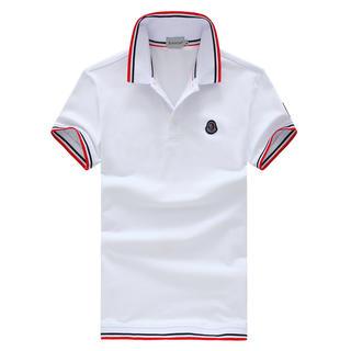 高品質男性用MONCLERモンクレールポロシャツ4色(ポロシャツ)