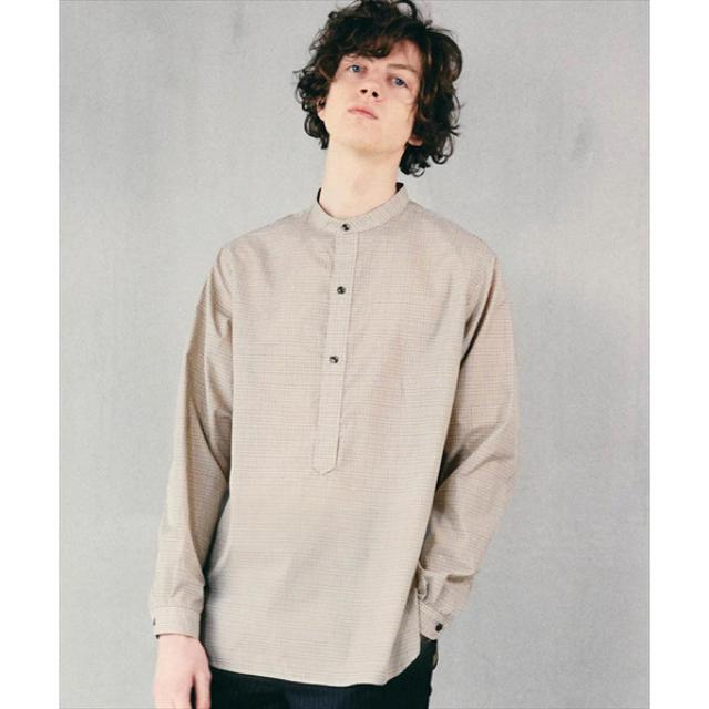 STUDIOUS(ステュディオス)のリドム チェックシャツ メンズのトップス(シャツ)の商品写真
