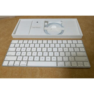 Apple - Apple Magic Keyboard US配列