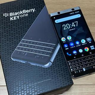 アンドロイド(ANDROID)の【セール】BlackBerry KEYONE 海外版(スマートフォン本体)