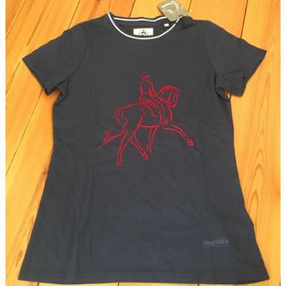 乗馬Tシャツ