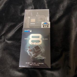 ゴープロ(GoPro)の新品 GoPro HERO8 Black CHDHX-801 延長保証 (コンパクトデジタルカメラ)