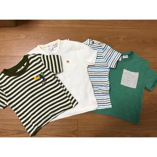 ザラキッズ(ZARA KIDS)のZARA ベビー Tシャツ4枚セット 74センチ(Tシャツ)