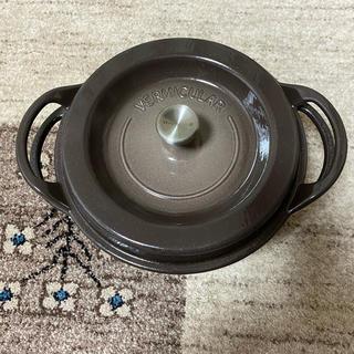バーミキュラ(Vermicular)の【お値下げ中】バーミキュラ#22(鍋/フライパン)