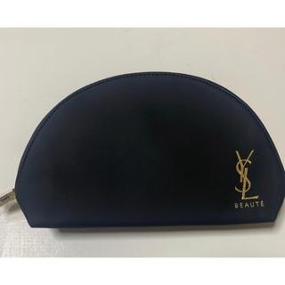 Yves Saint Laurent Beaute - イヴ・サンローラン ポーチ ブラック