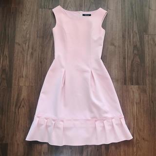 René - ルネ ワンピース ピンク