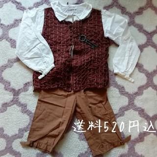 ディズニー(Disney)のパイレーツオブカリビアン/ウィルターナー(衣装)