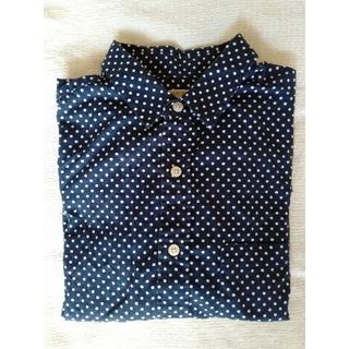 BROWNY - BROWNY ブラウニー ドットシャツ