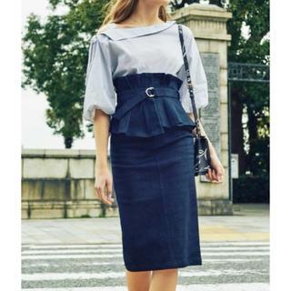 ノエラ(Noela)のNoela 完売コルセットペンシルスカート(ひざ丈スカート)