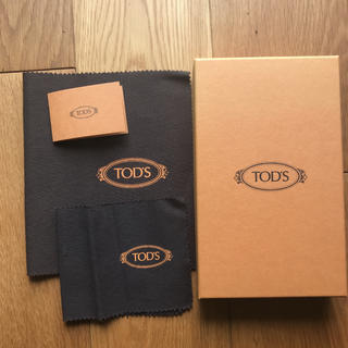 TOD'S - トッズ 箱