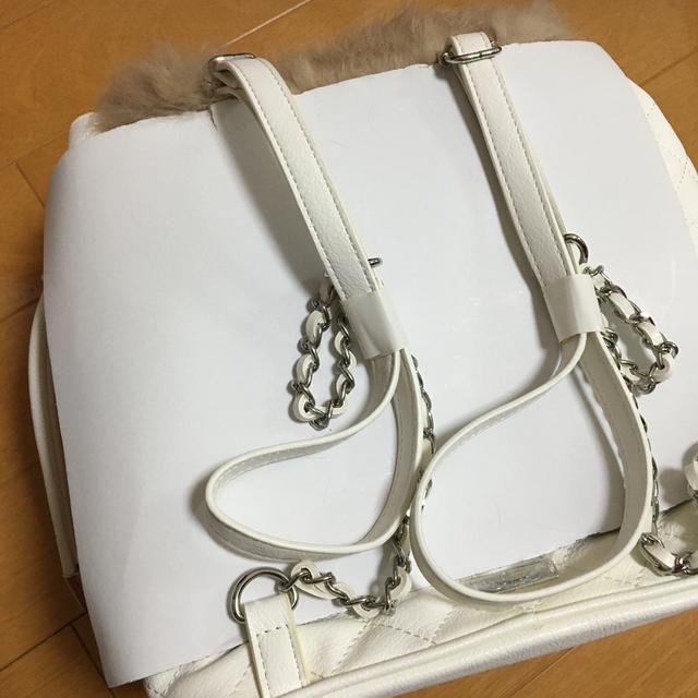 Rady(レディー)のRady 新品 ファービジュー リュック バックパック レディースのバッグ(リュック/バックパック)の商品写真