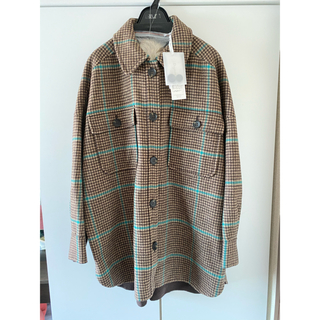 GRACE CONTINENTAL - グレース リバーウールジャケット