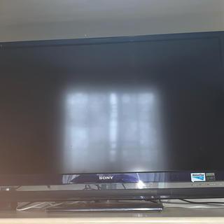 ブラビア(BRAVIA)のSONY  BRAVIA  KDL-46X1  液晶テレビ ジャンク(テレビ)