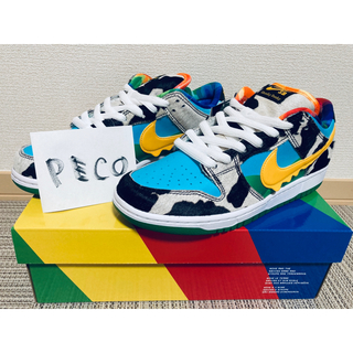 NIKE - Ben & Jerry's×SB Dunk Low Chunky Dunky