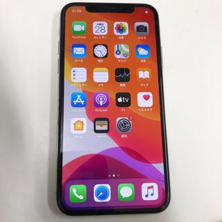 アイフォーン(iPhone)のiPhoneX 64 25573(スマートフォン本体)