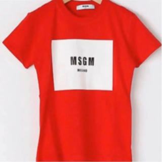 エムエスジイエム(MSGM)のMSGM キッズ Tシャツ(Tシャツ/カットソー)