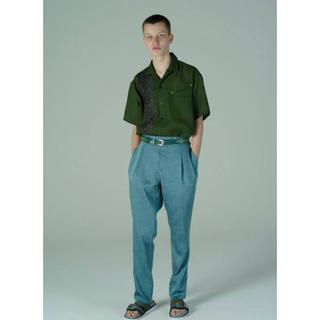 TOGA - TOGA  VIRILIS aldente mesh shirt 19ss