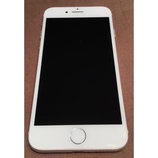 アップル(Apple)のiPhone8 シルバー 64GB(スマートフォン本体)