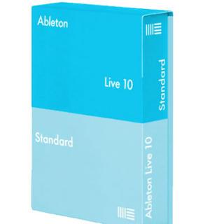 Ableton Live 10 Standard ライセンス譲渡(DAWソフトウェア)