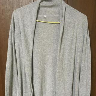 MUJI (無印良品) - 無印 無印良品 カーディガン レディース 羽織り ボレロ 長袖カーディガン