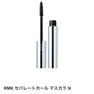 アールエムケー(RMK)のRMKセパレートカールマスカラN 01ブラック(マスカラ)