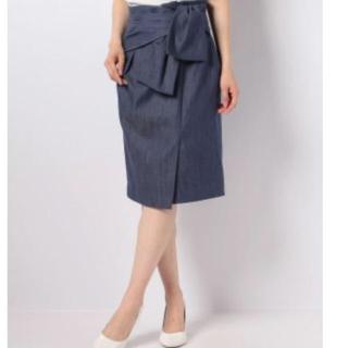 JUSGLITTY - 巻き風スカート