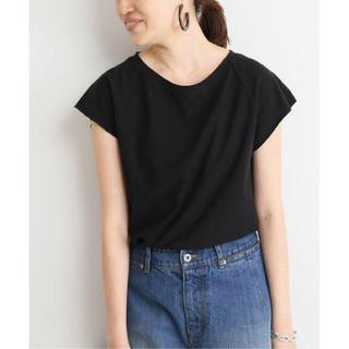 IENA SLOBE - ラグランフレンチTシャツ ⭐️ スローブイエナ