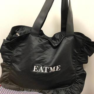 イートミー(EATME)のEATME♡大きめバッグ(トートバッグ)