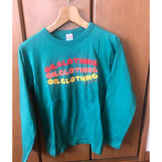 オイル(OIL)のOIL  PLUS  長袖T  未使用品(Tシャツ/カットソー)
