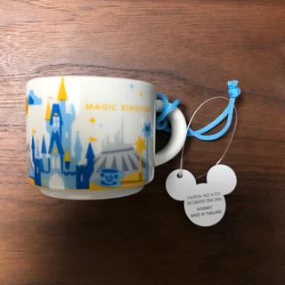 Starbucks Coffee - スターバックス ミニマグカップ ディズニーワールド限定 マジックキングダム