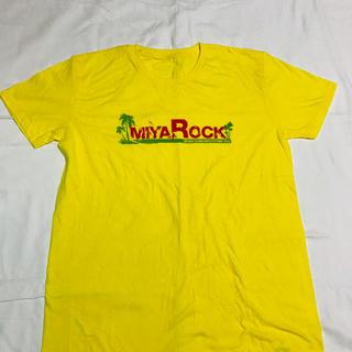 宮古島アイランドロックフェスティバル2016 Tシャツ(Tシャツ/カットソー(半袖/袖なし))