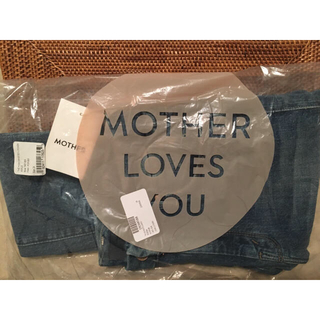 【未使用新品】マザー MOTHER High waisted Looker 25