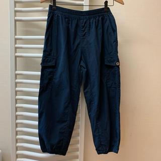 カーゴパンツ Mサイズ 紺色(ワークパンツ/カーゴパンツ)