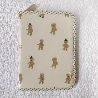 ジェラートピケ(gelato pique)のジェラートピケ 母子手帳ケース テディベア(母子手帳ケース)