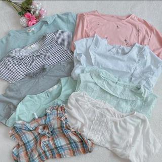 プライムパターン(PRIME PATTERN)の*激かわ♡夏物14点/トップス スカート* まとめ売り Tシャツ(セット/コーデ)