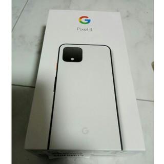 onebrid様専用Pixel4 64GB(スマートフォン本体)