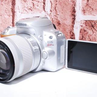 キヤノン(Canon)の★Wi-Fi動作★希少★Canon EOS KISS X9 シルバー(デジタル一眼)