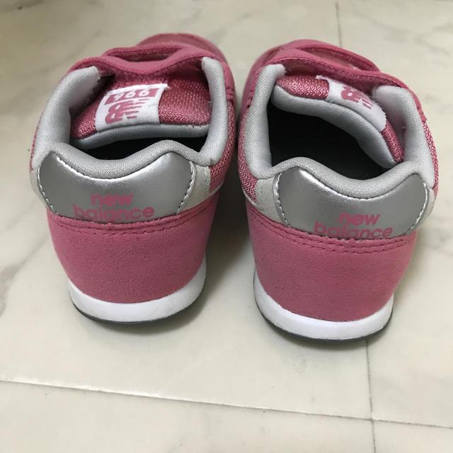 New Balance(ニューバランス)のニューバランス キッズスニーカー キッズ/ベビー/マタニティのベビー靴/シューズ(~14cm)(スニーカー)の商品写真
