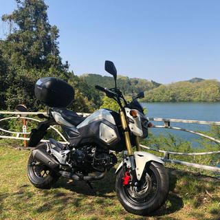 ホンダ - ホンダ グロム 125cc