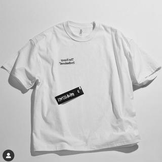ワンエルディーケーセレクト(1LDK SELECT)のL ENNOY スタイリスト私物 イズネス 裏返し2枚重ねTシャツ 新品(Tシャツ/カットソー(半袖/袖なし))