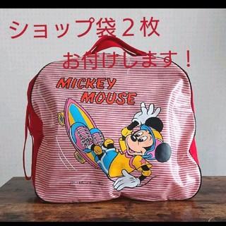 ディズニー(Disney)のミッキー 旅行バッグ(ボストンバッグ)