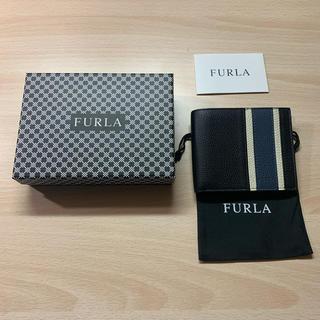 フルラ(Furla)のFURLA フルラ 新品 メンズ レザー 折りたたみ財布(折り財布)