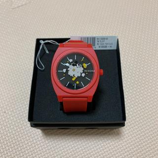 NIXON - 腕時計 ニクソン ディズニー 新品未使用(保証期間2年あり)