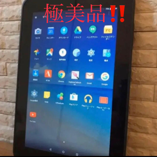 ANDROID - 【極美品 在庫僅少!】 10.1インチ 日本製 Android タブレット